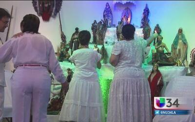 Umbanda, una religión que nació en Brasil