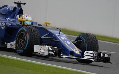Accidente Marcus Ericsson