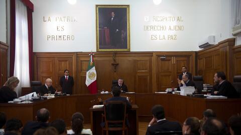 Suprema Corte de Justicia de México
