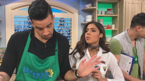 Detrás de cámaras: Francisca rechazó la comida del chef aunque era afrod...