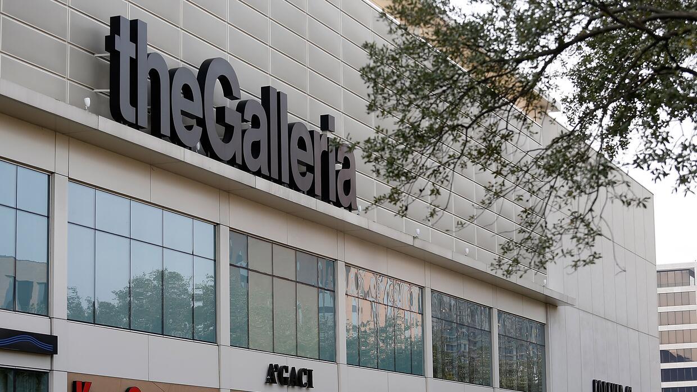 Centro comercial Galleria, en Houston