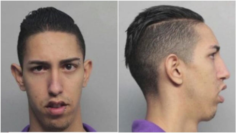 Peter 'La Anguila', arrestado en Miami por presuntamente consumir cocaína