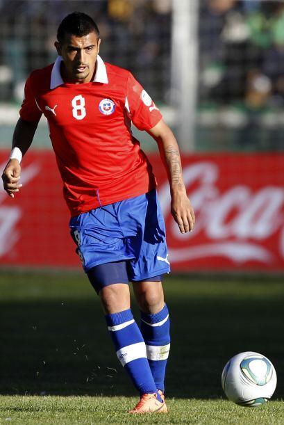 9.- Arturo Vidal y Alexis Sánchez.- Un partido como este vale la...