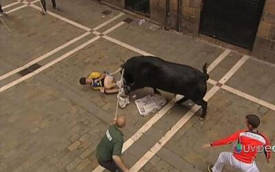Imágenes de Impacto: Sangrienta corrida de toros