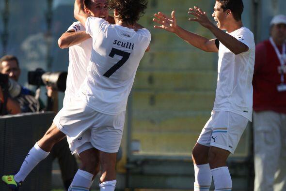 La racha de 'Miro' continúa en la Serie A.