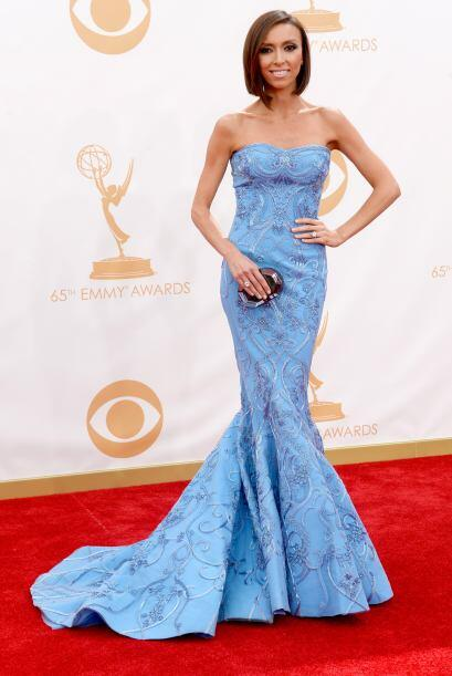 No por nada Giuliana Rancic pertenece al séquito del 'Fashion Pol...