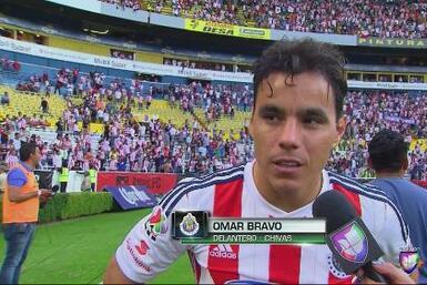 """Omar Bravo: """"Fuimos mejores"""""""