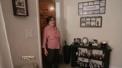 ¡Sorpresa de impacto para una abuela!