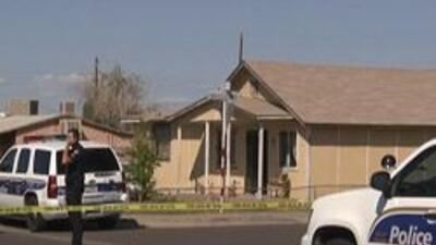 Policia de Phoenix investigan asesinato