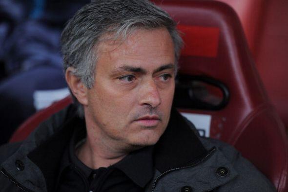 José Mourinho tenía ya la mente en el Borussia Dortmund.