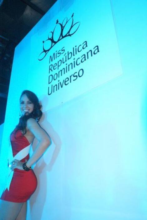 En el año 2010 participó en Miss República Dominicana Universo donde cla...