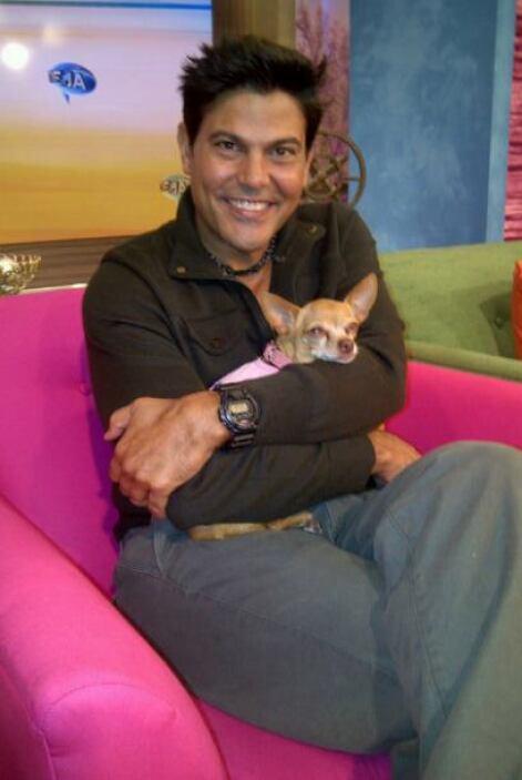El actor Francisco Gatorno quedó flechado con Honey.