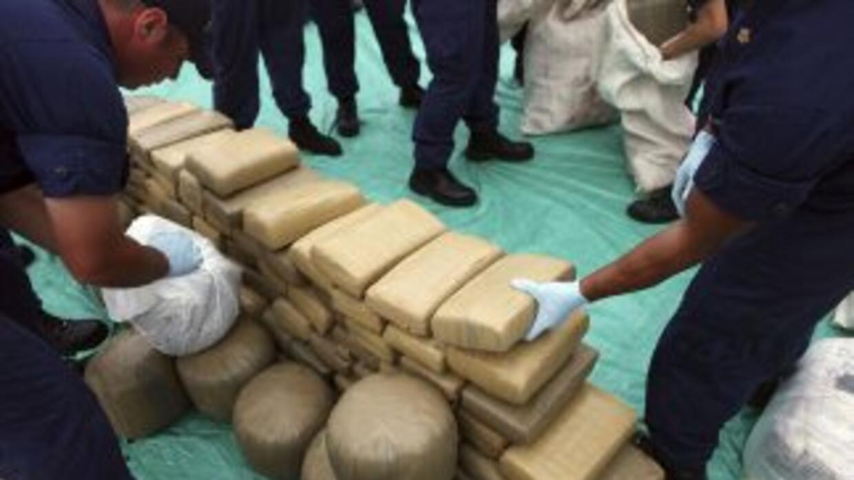 Las autoridades incautaron 440 libras de cocaína y más de 4.4 de heroína