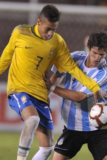 Argentina hizo su juego, con una línea de volantes que tapaba todos los...