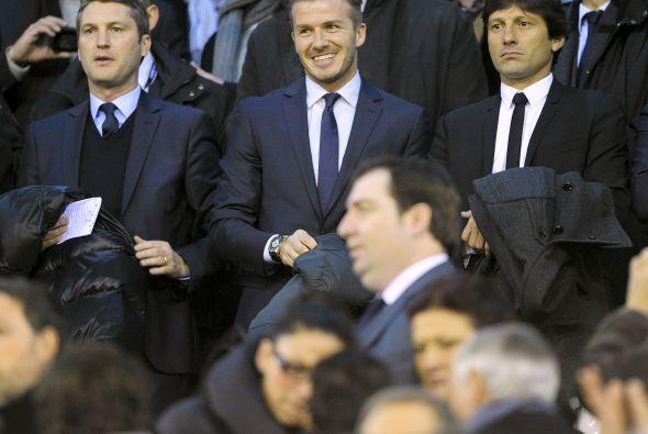 Aunque muchos esperaban el debut de David Beckham con los parisinos, el...