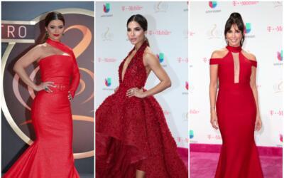 Dress rojo PLN