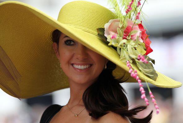 Sin duda, los sombreros utilizados en la Boda Real entre William y Kate...