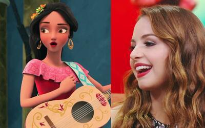 Conoce a Aimee Carrero, la voz de la Princesa Elena de Avalor