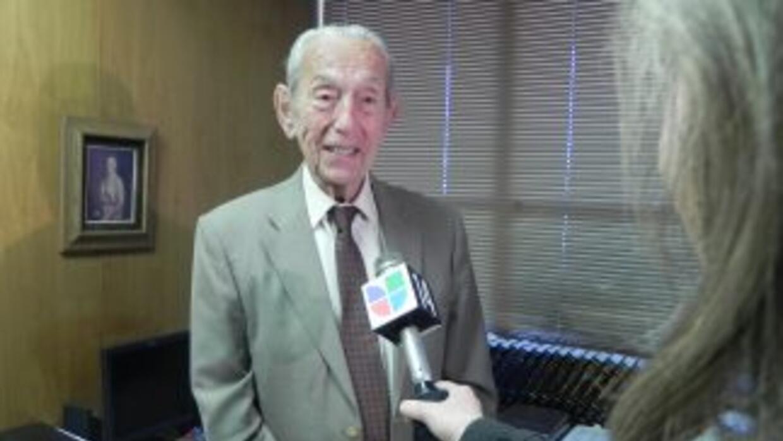 El religioso Harold Camping, de 89 años, emitió un pronóstico apocalípti...