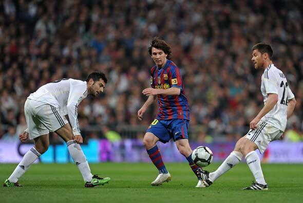 El Real Madrid no pudo encontrarle la vuelta al partido.