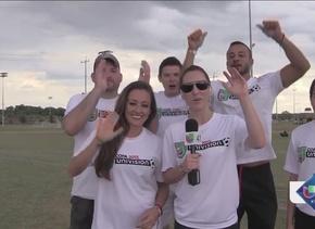 Univision 41 brilla en Media Olympics