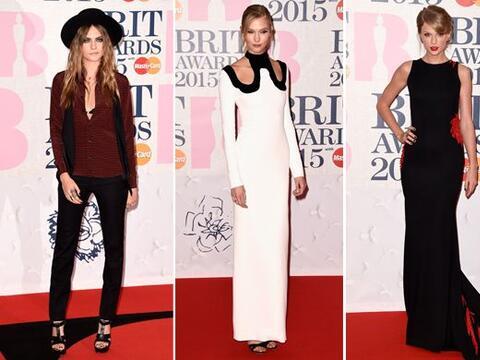 """¡Cuánta moda! Estas celebridades sacaron sus mejores """"..."""