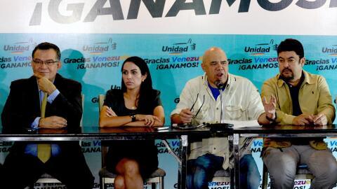 Oposición venezolana elige a Henry Ramos como presidente del nuevo Parla...