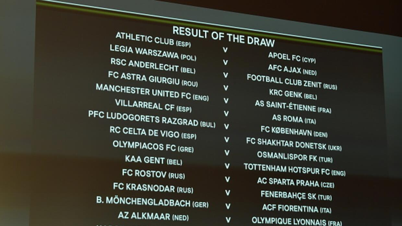 UEFA Europa League: Resultados, posiciones y equipos de la Liga Europea...