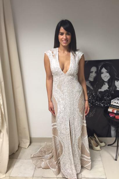 Vanessa De Roide volvió a visitar a Stella Nolasco para encontrar su ves...
