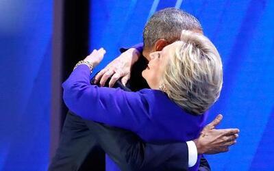 Barack Obama: hagan por Hillary Clinton lo que hicieron por mí