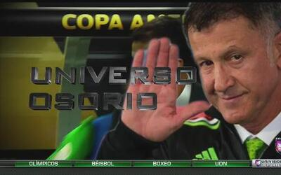 El universo de Juan Carlos Osorio en la Jornada 2 de la Liga MX