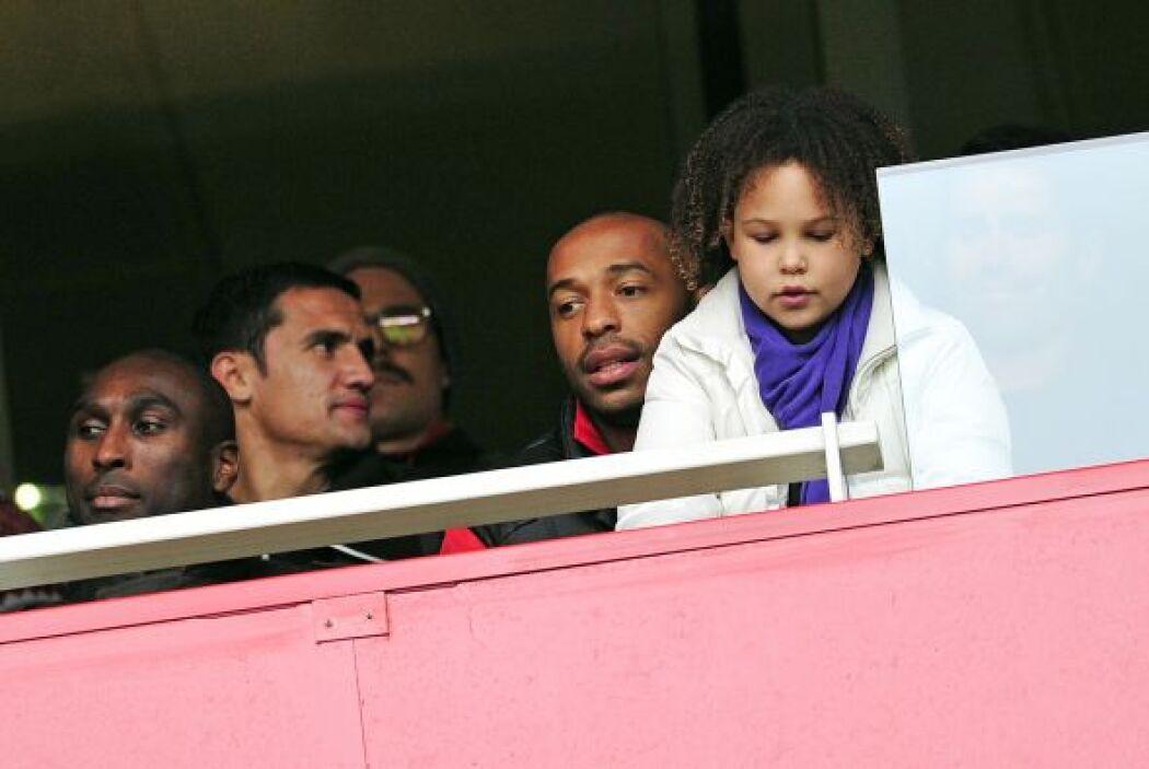 Para Thierry Henry terminó la temporada luego de la eliminación de Red B...