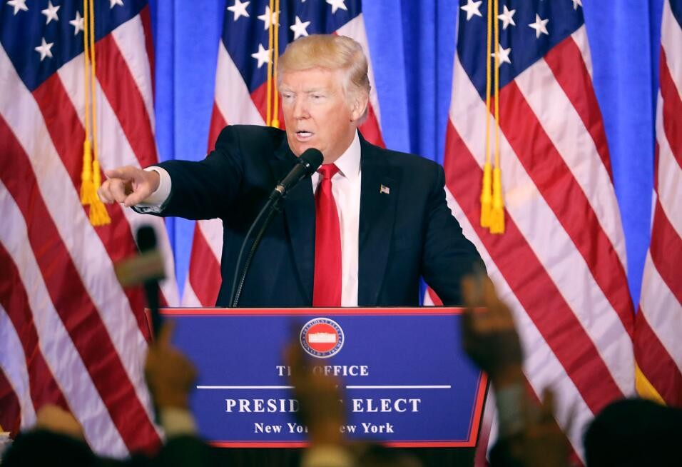 Trump Conferencia