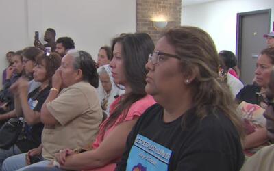 La 'Caravana contra el miedo' llega a Houston