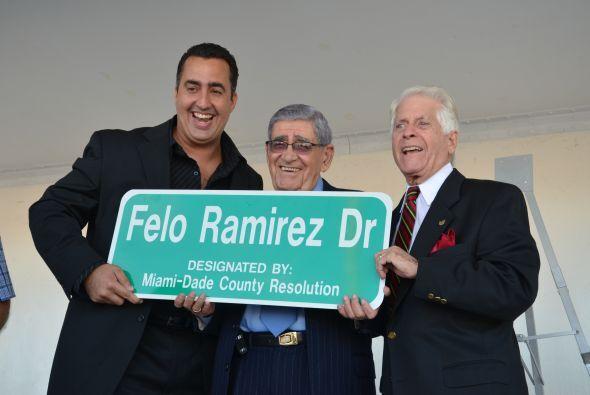"""Felo con Luandy y Eduardo González Rubio, sus """"tremendos compinches"""", du..."""