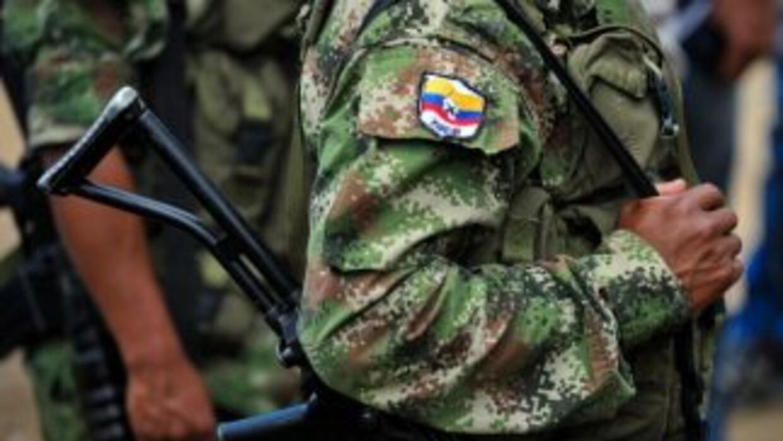 La guerrilla más antigua de América, las FARC.