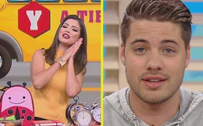 #DAEnUnMinuto: William tiene un mensaje para JLo y Ana dormía con el uni...