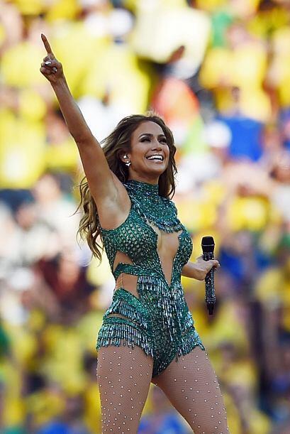 Hizo vibrar al estadio entero.Todo sobre el Mundial de Brasil 2014.
