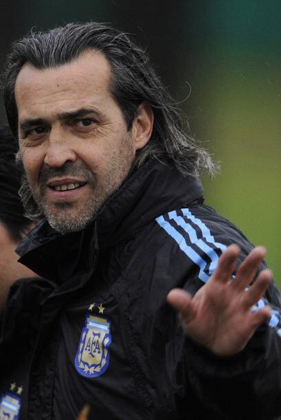 Si bien el partido con España es de carácter amistoso, para Sergio Batis...
