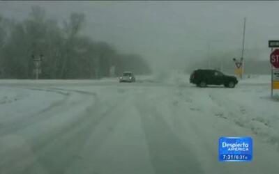 Vuelve una ola de intenso frío en todo el norte del país