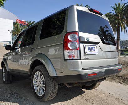 Off-road de lujoLand Rover, otra de las firmas inglesas presentes en el...