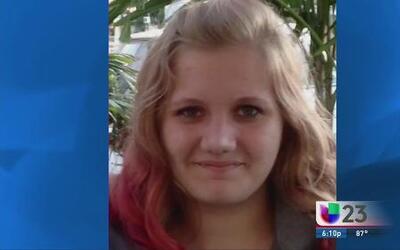 Pide ayuda para localizar a su hija desaparecida