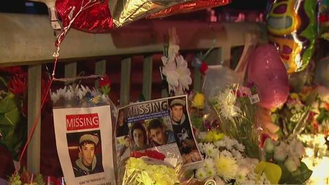 Familiares y amigos de Elías Rodríguez esperan que el cuerpo encontrado...