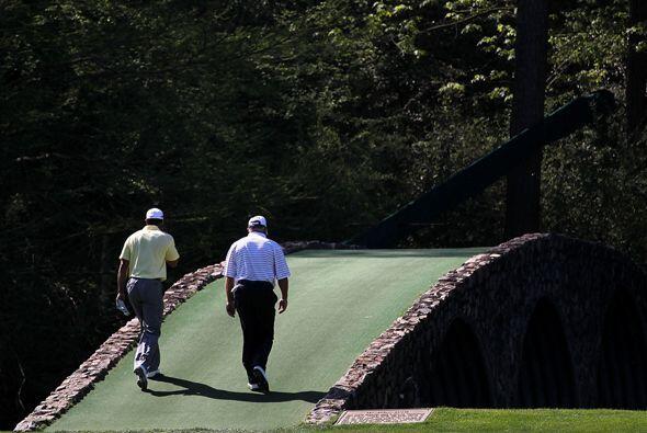 El camino no ha sido fácil para Woods y espera retomar su nivel óptimo.