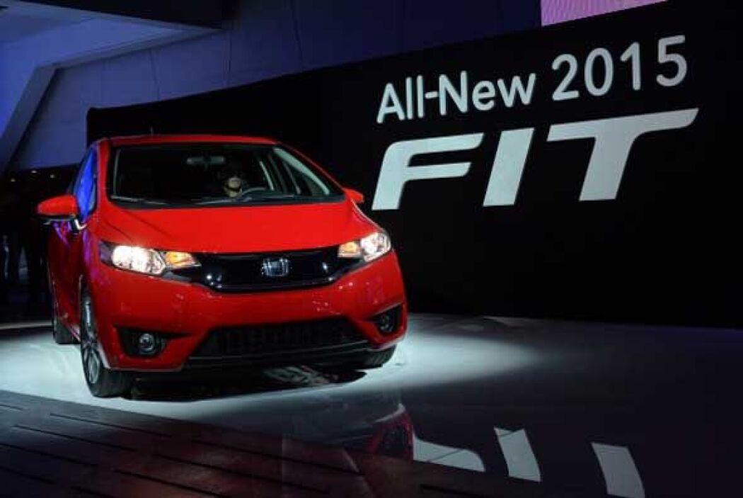 El nuevo Honda Fit planea seguir en la cima del segmento de los utilitar...