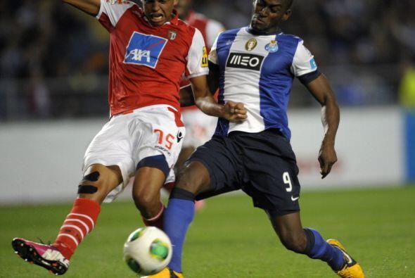 El Sporting Braga, que lleva varios años dando la batalla entre los gran...