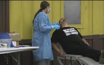 Clínica dental ofrece servicios gratis durante la feria de Stockton
