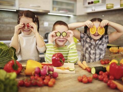 ¿No logras que tus niños coman ese bocado de zanahorias o...