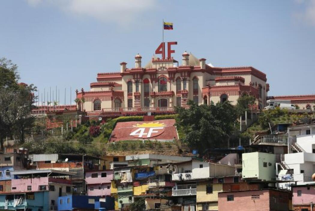 A un año de la muerte de Hugo Chávez, el mundo lo recuerda con monumento...