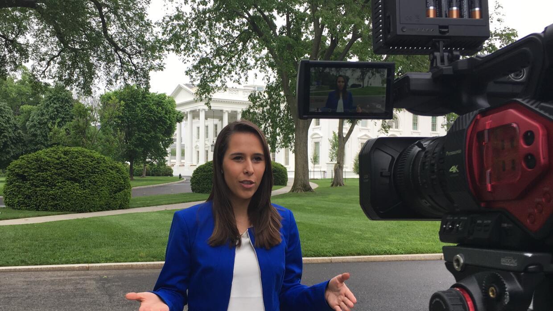 Emiliana Molina Fajardo desde la Casa Blanca